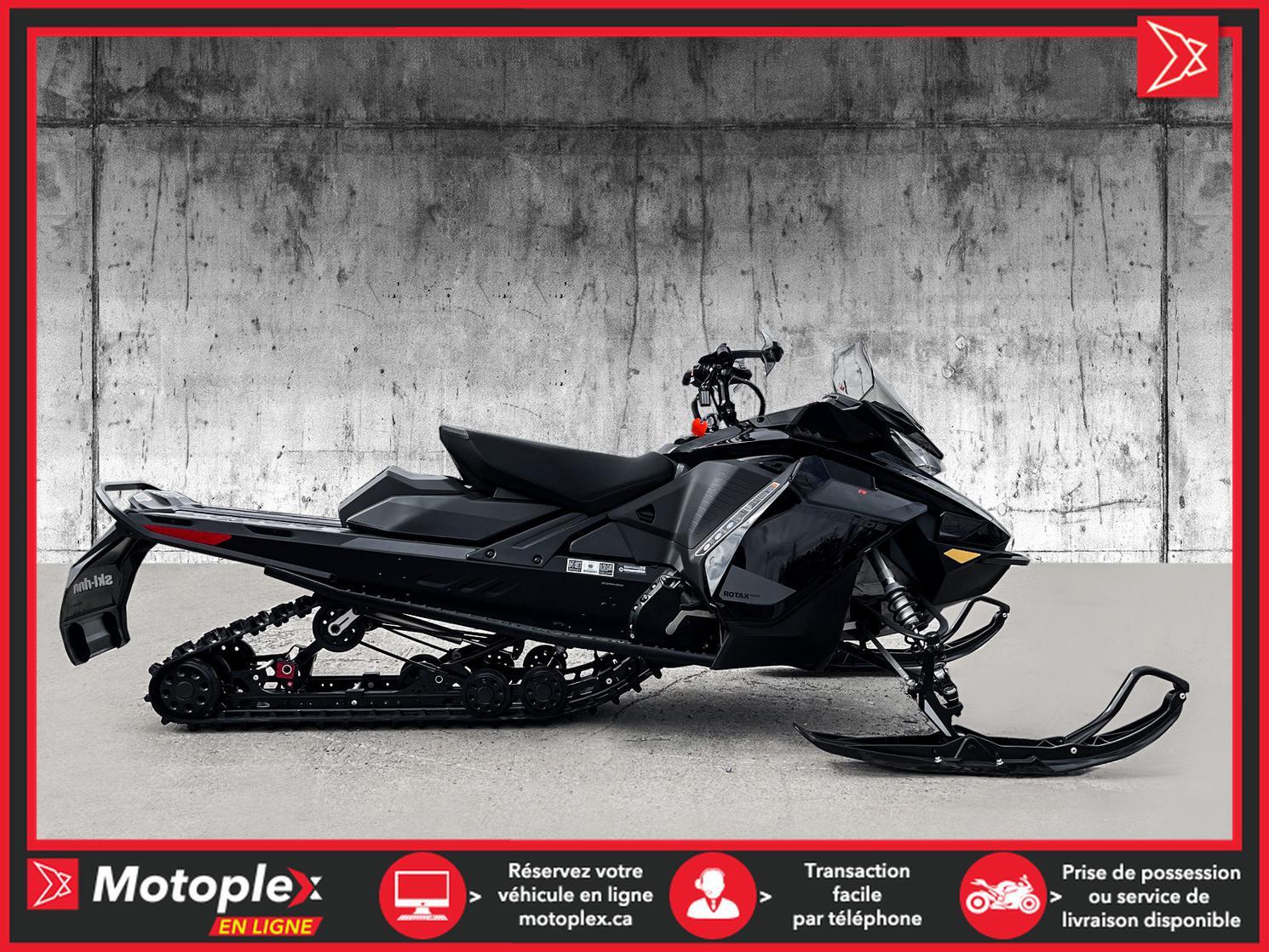 2021 Ski-Doo RENEGADE ADRENALINE  600 E-TEC - 37$/SEMAINE