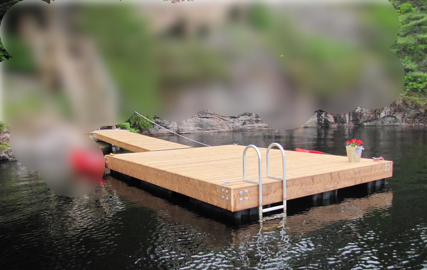 2022 Anstruther Marina CUSTOM DESIGN 12'x16′ Rectangle