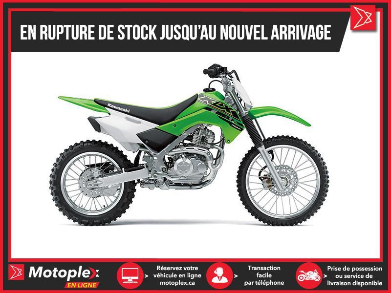 2021 Kawasaki KLX140R 2021