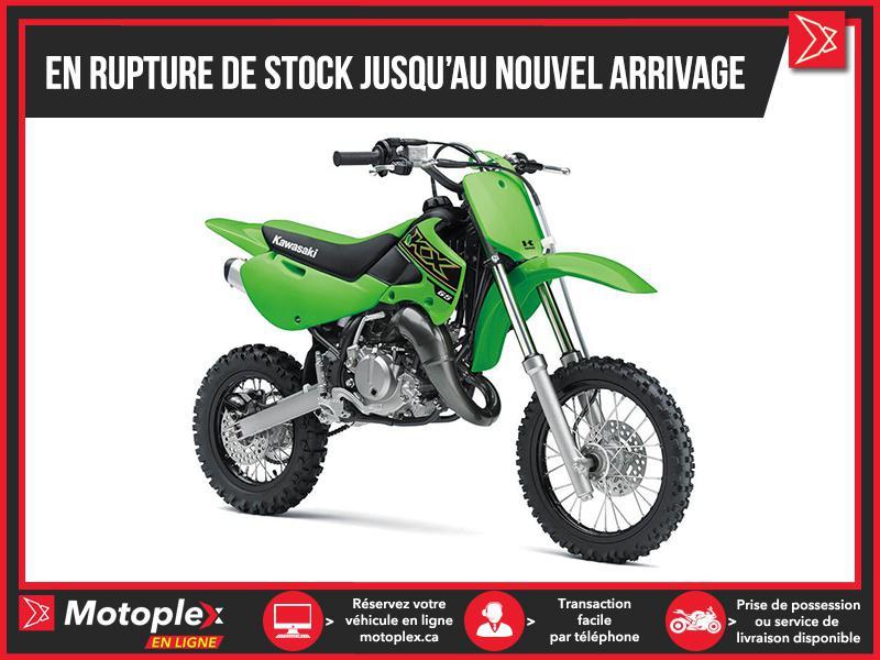 2021 Kawasaki KX65 KX 65