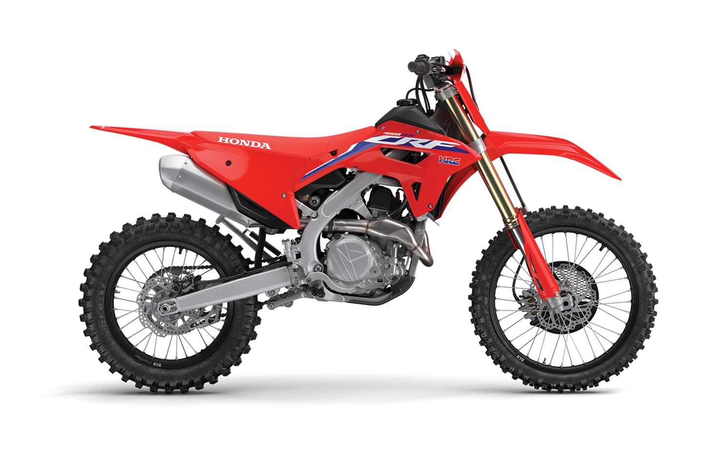 2022 Honda CRF450RX Frais inclus+Taxes