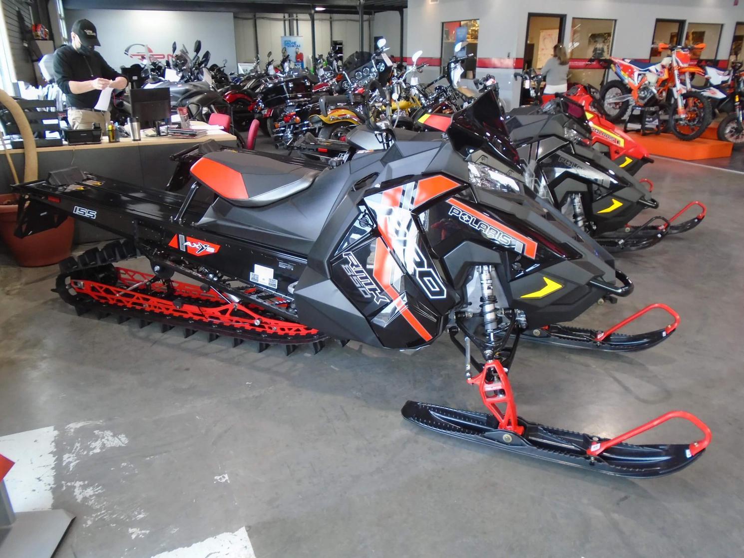 Polaris 850 PRO-RMK 155 2021