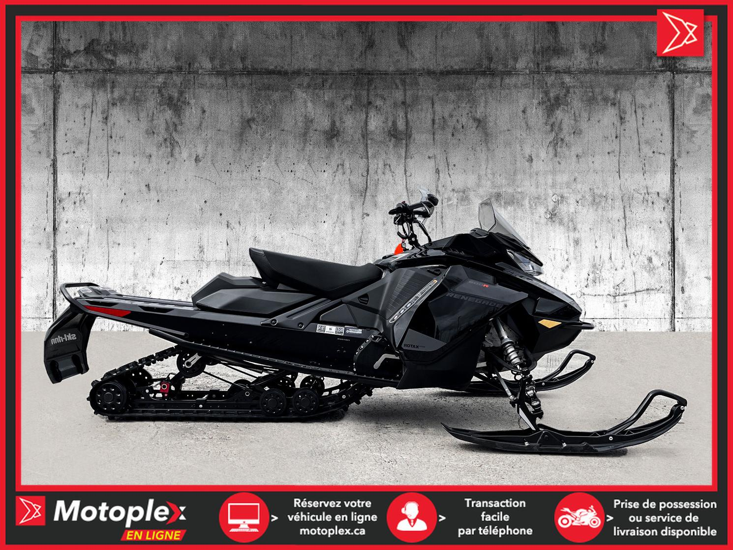 2021 Ski-Doo RENEGADE ADRENALINE  600 E-TEC - 38$/SEMAINE
