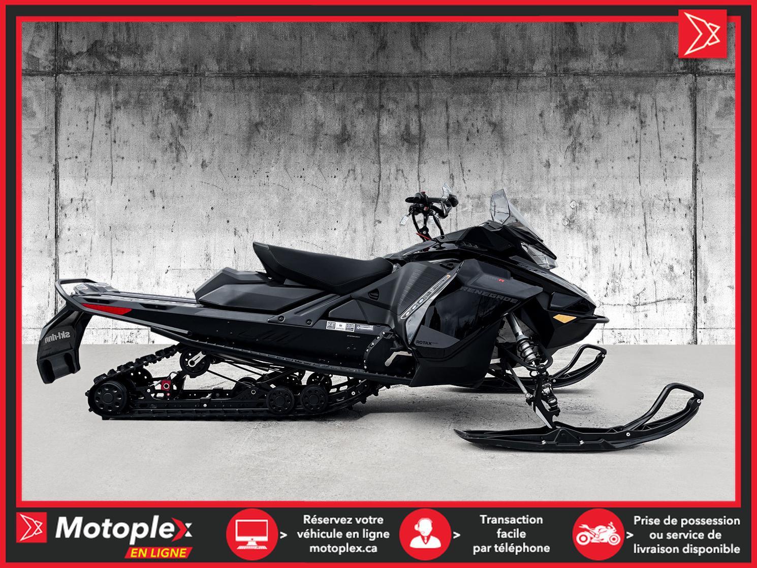 2021 Ski-Doo RENEGADE ADRENALINE  600 E-TEC 39$/SEMAINE