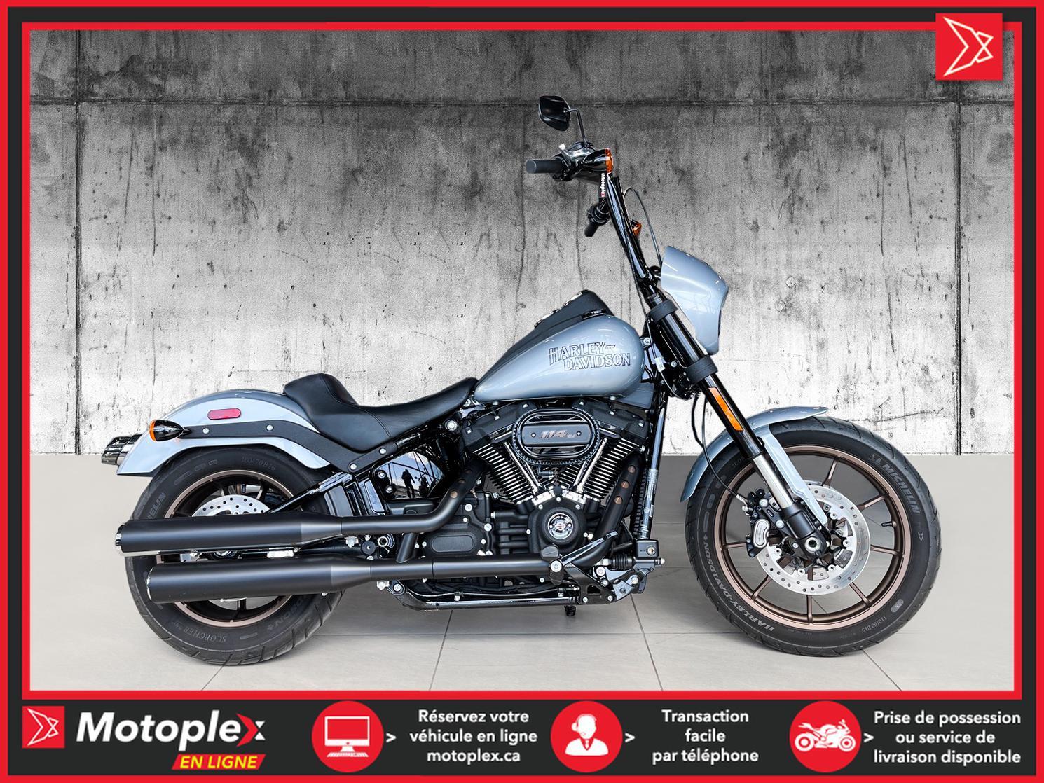 2020 Harley-Davidson LOW RIDER FXLRS 114 - 67$/SEMAINE