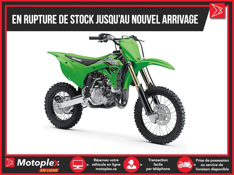 2021 Kawasaki KX85 KX 85