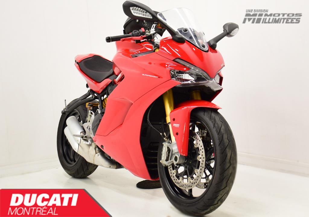 2019 Ducati Supersport S Frais inclus+Taxes