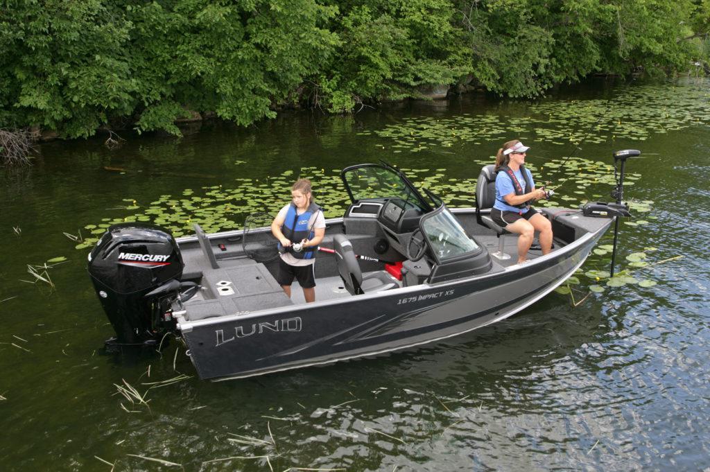 Lund Boat Co Impact XS 1775 2022