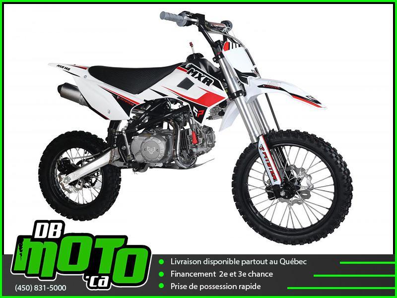 PITSTERPRO MXR 140 SEMI-AUTOMATIQUE 2021