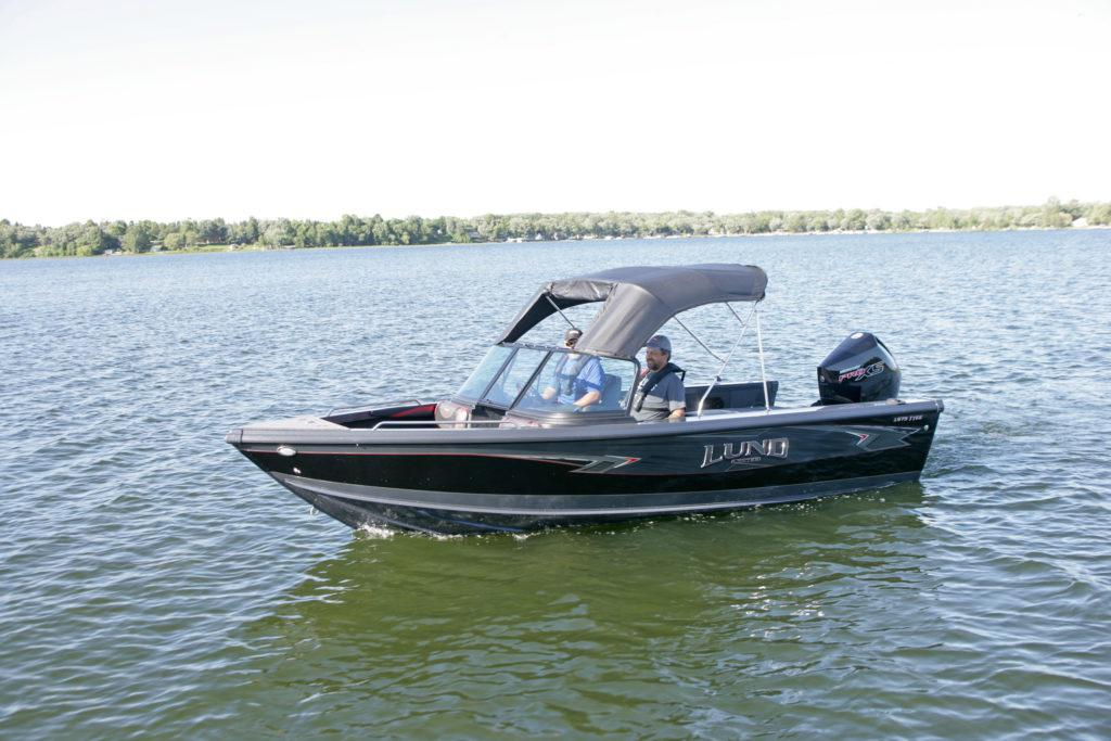 Lund Boat Co Tyee Limited 2075 2022