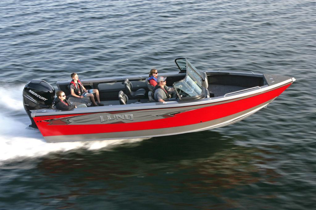 Lund Boat Co 2275 Baron 2022