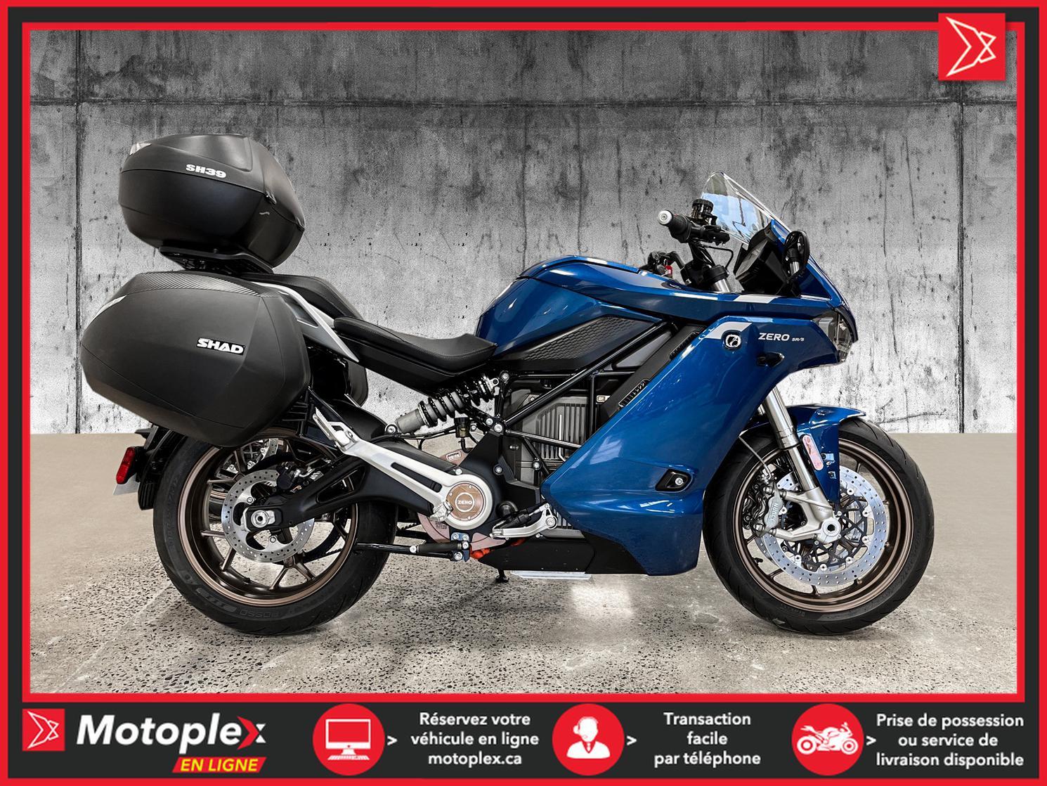 2020 Zero Motorcycles SR/S PREMIUM 66$/SEMAINE
