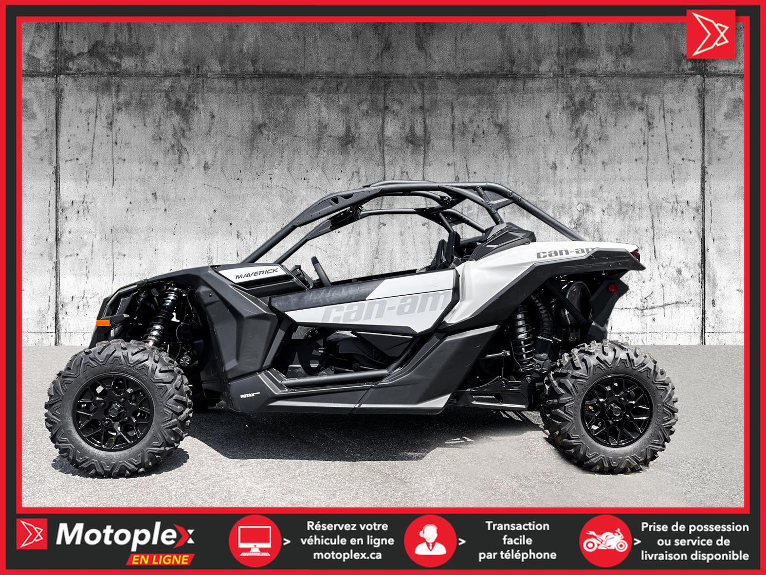 2019 Can-Am MAVERICK X3 TURBO R - 62$/SEMAINE
