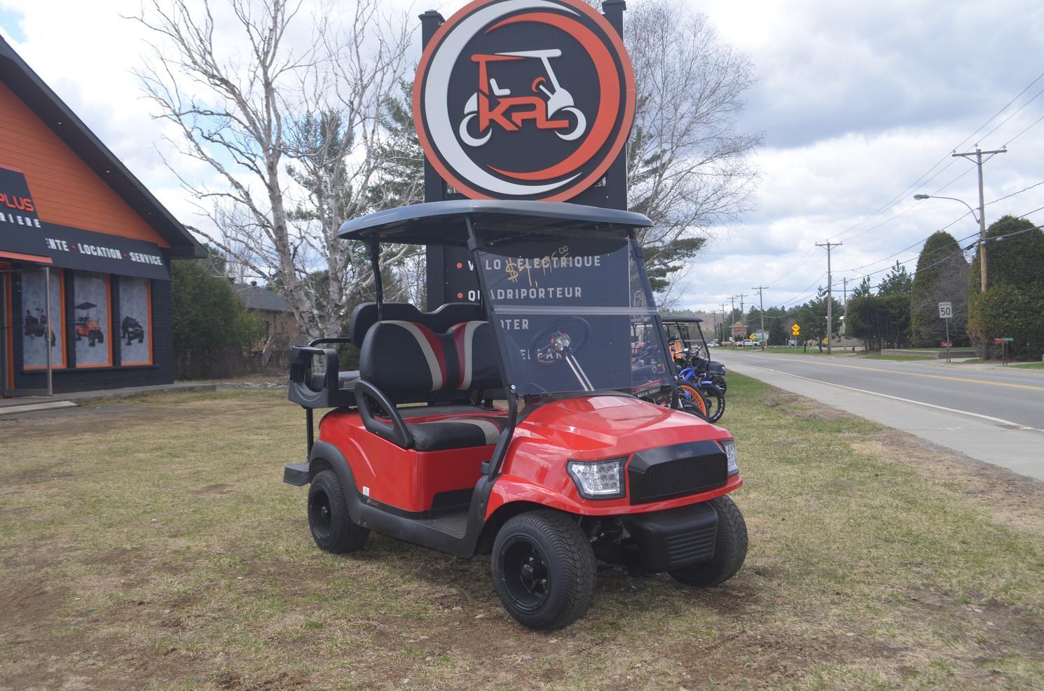 2008 Club Car Precedent Gas - 55$/Semaine-Week