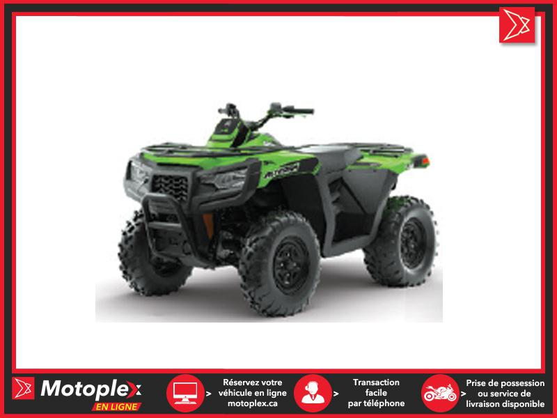 2022 Arctic Cat ALTERRA 600 EPS