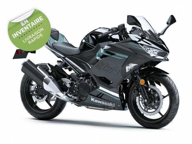 Kawasaki NINJA 400 ABS ( Prix régulier du manufacturier ) 2020
