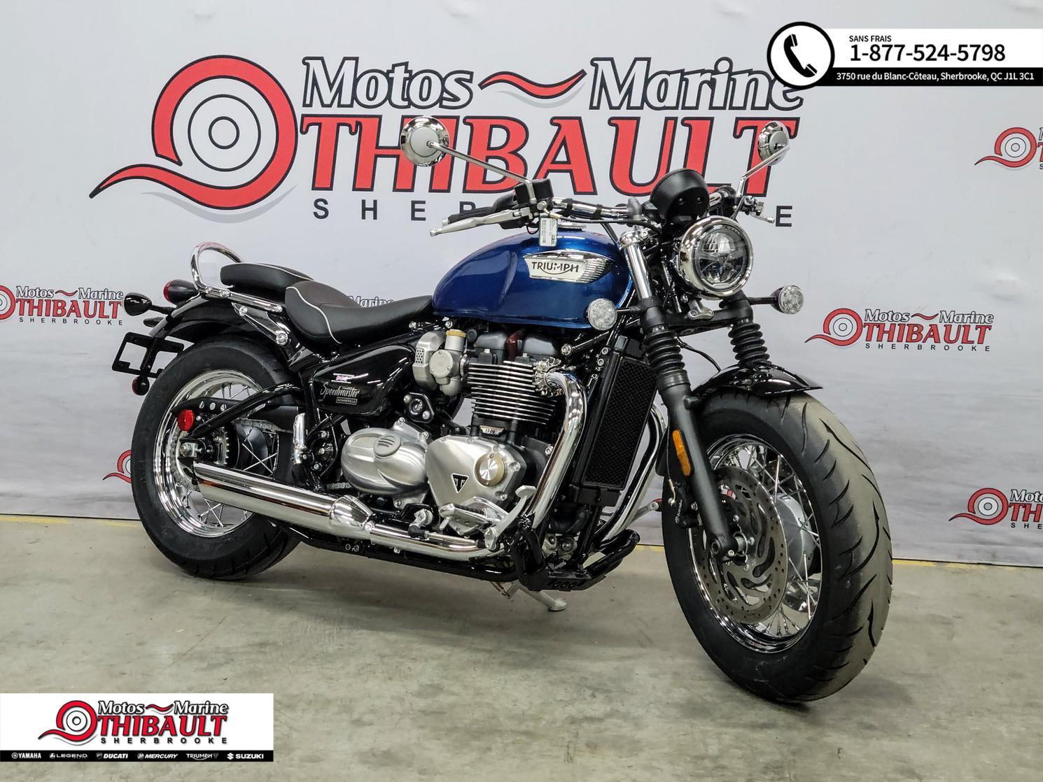 Triumph Bonneville 2020
