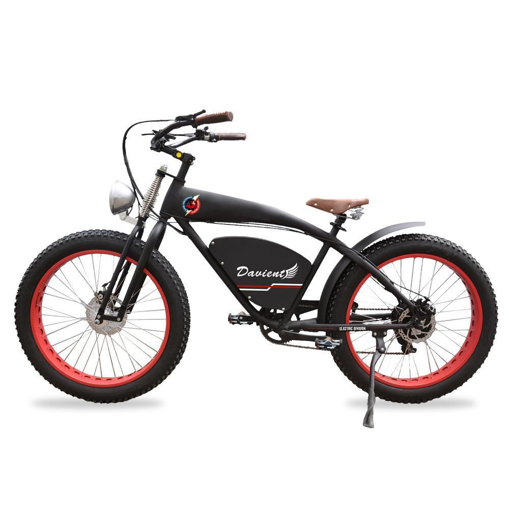 Demon Electric Division Davient E-Bike 48V 2021