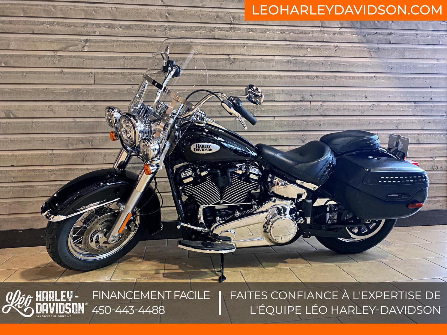 Harley-Davidson ST-Heritage Classic 2020 - FLHC