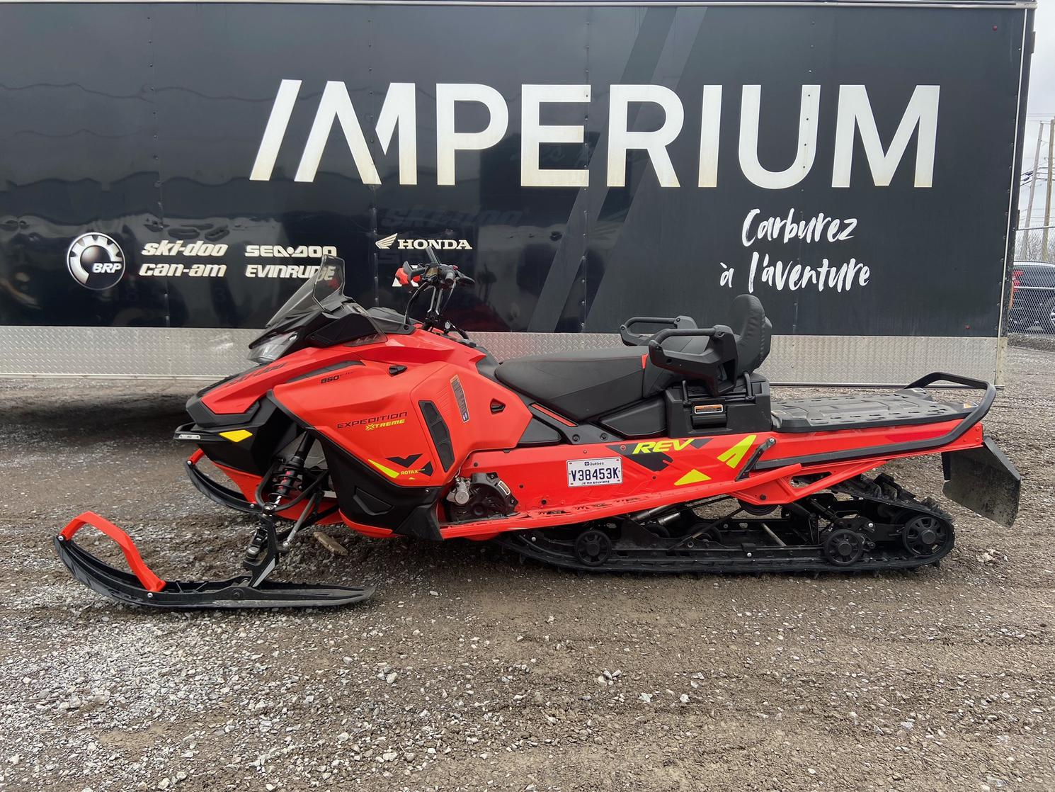 Ski-Doo EXPEDITION EXTREME 850 2020