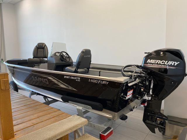 Lund Boat Co 1400 Fury SS 2020