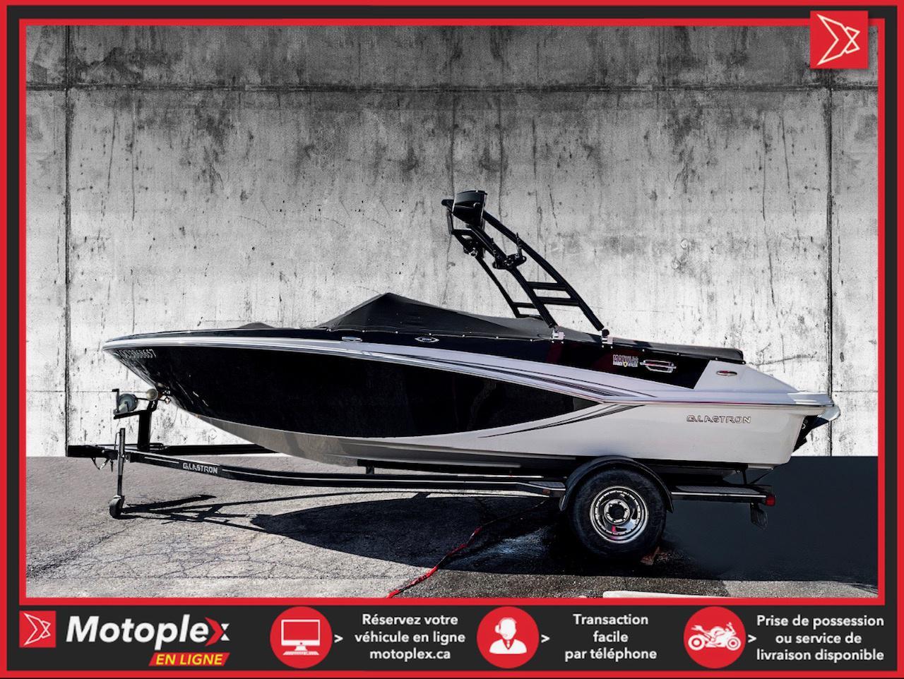 2013 GLASTRON GT 205 WAKE - 90$/SEMAINE