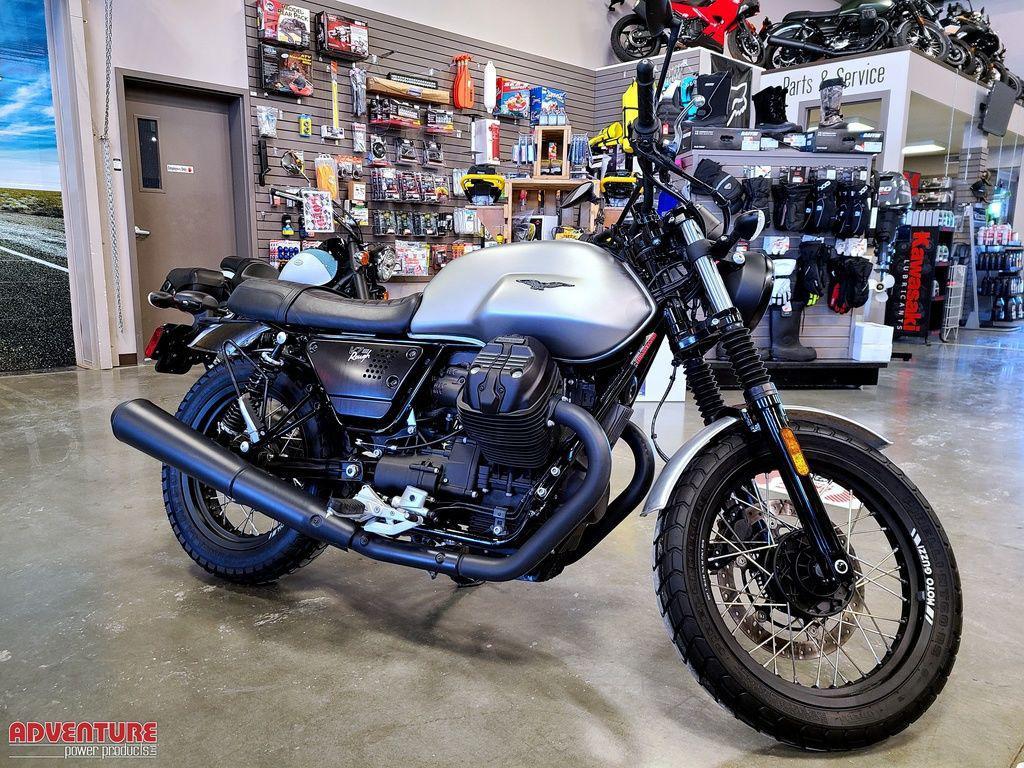 2018 Moto Guzzi USED - V7 III Rough