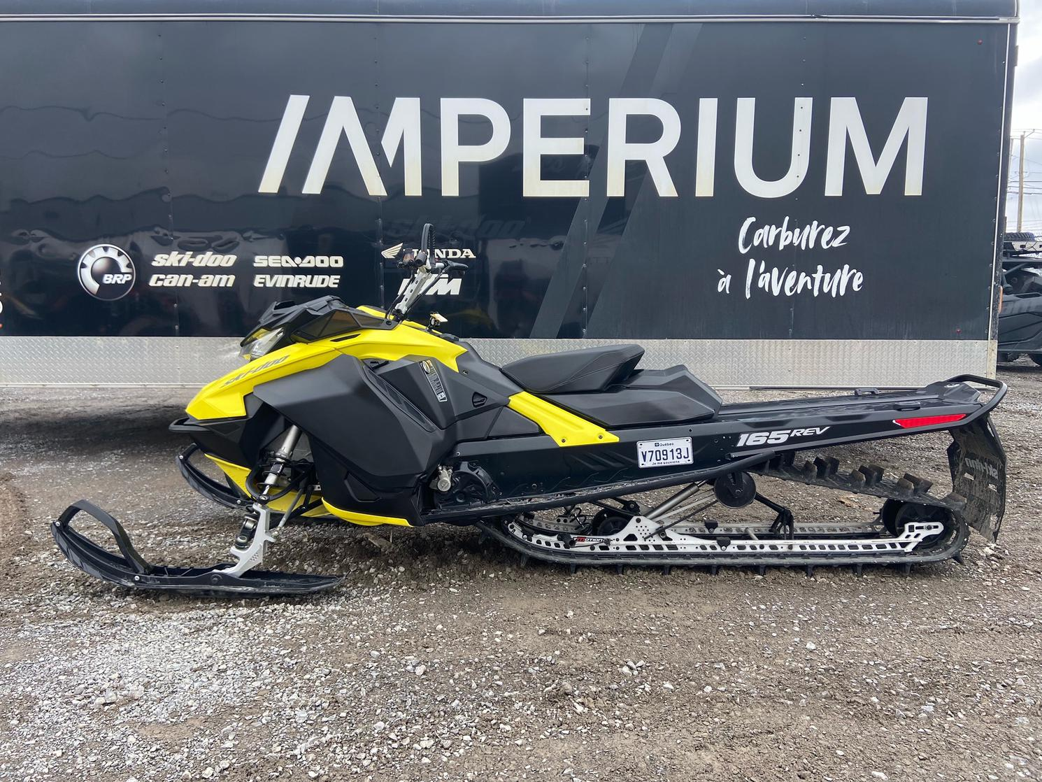 2017 Ski-Doo SUMMIT SP 850 165 2.5