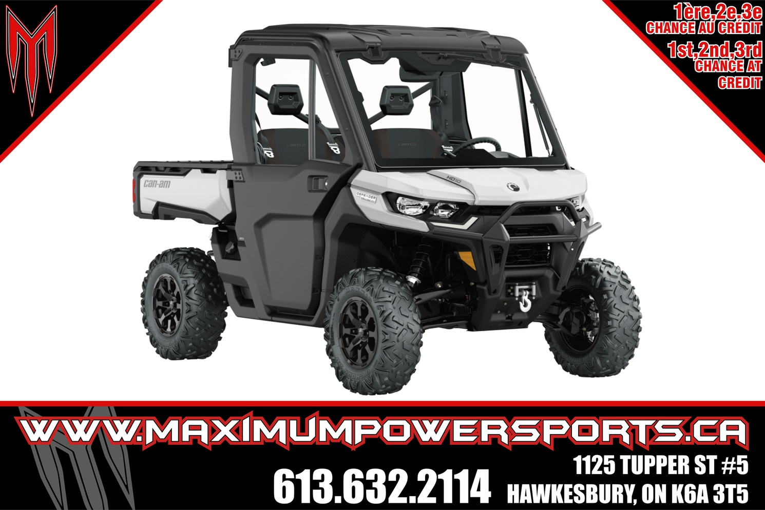 Can-Am DEFENDER LIMITED CAB HD10 - DEFENDER LIMITED CAB HD10 2021