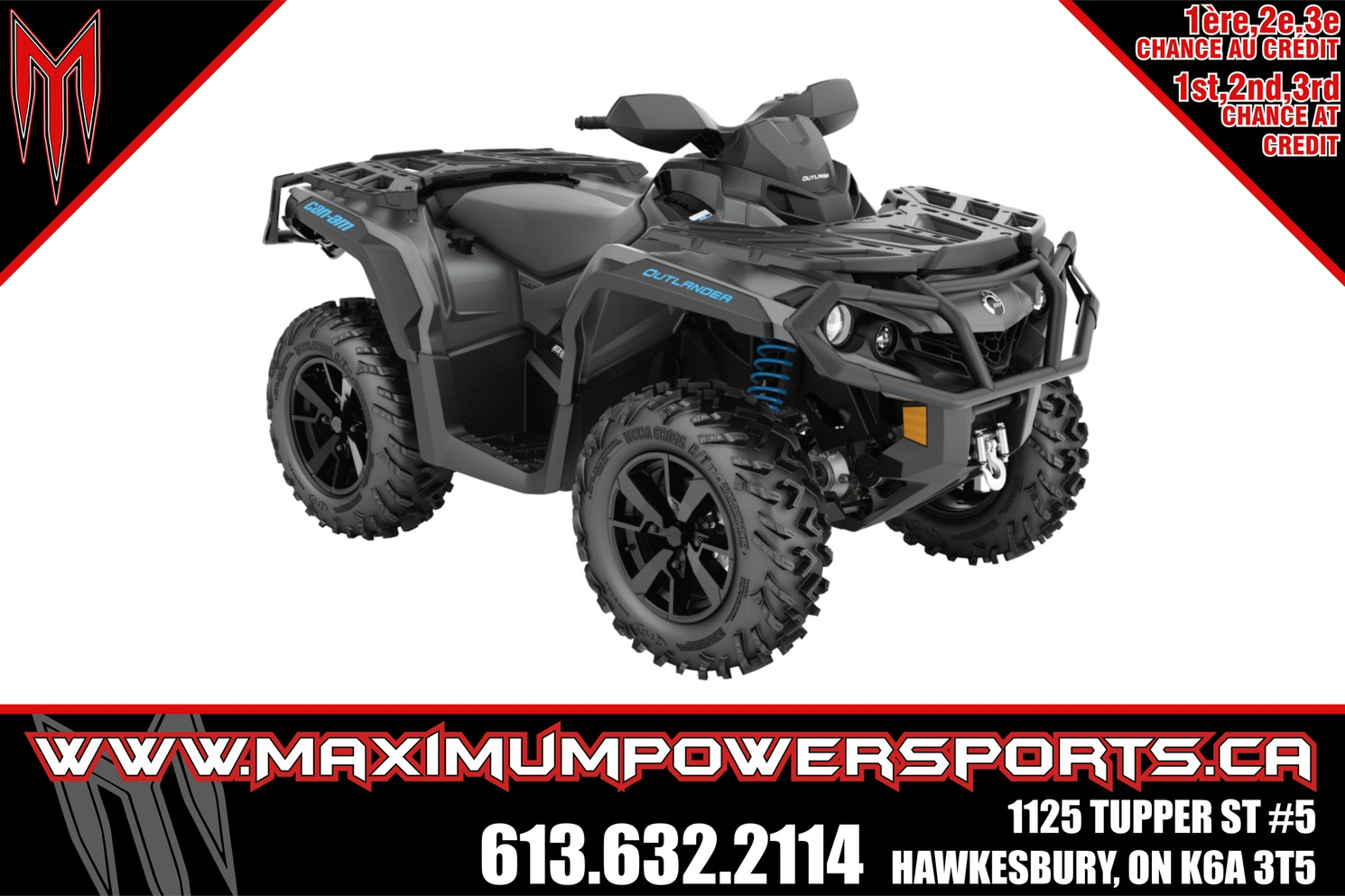 2021 Can-Am OUTLANDER  XT 650 - OUTLANDER  XT 650
