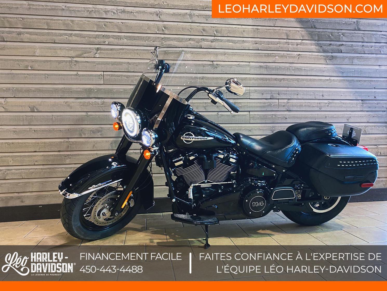 Harley-Davidson ST-Heritage Classic 2018 - FLHCS