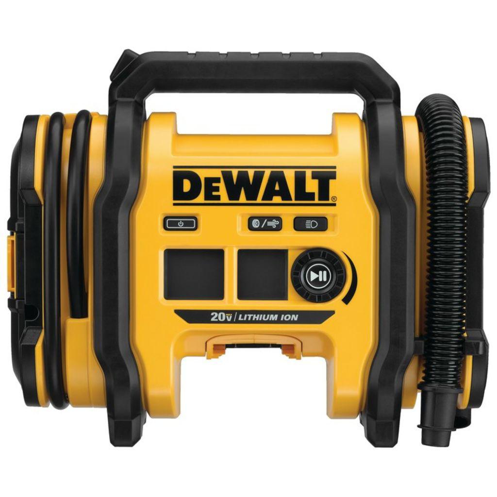 DeWalt 20V MAX* CORDED/CORDLESS AIR INFLATOR