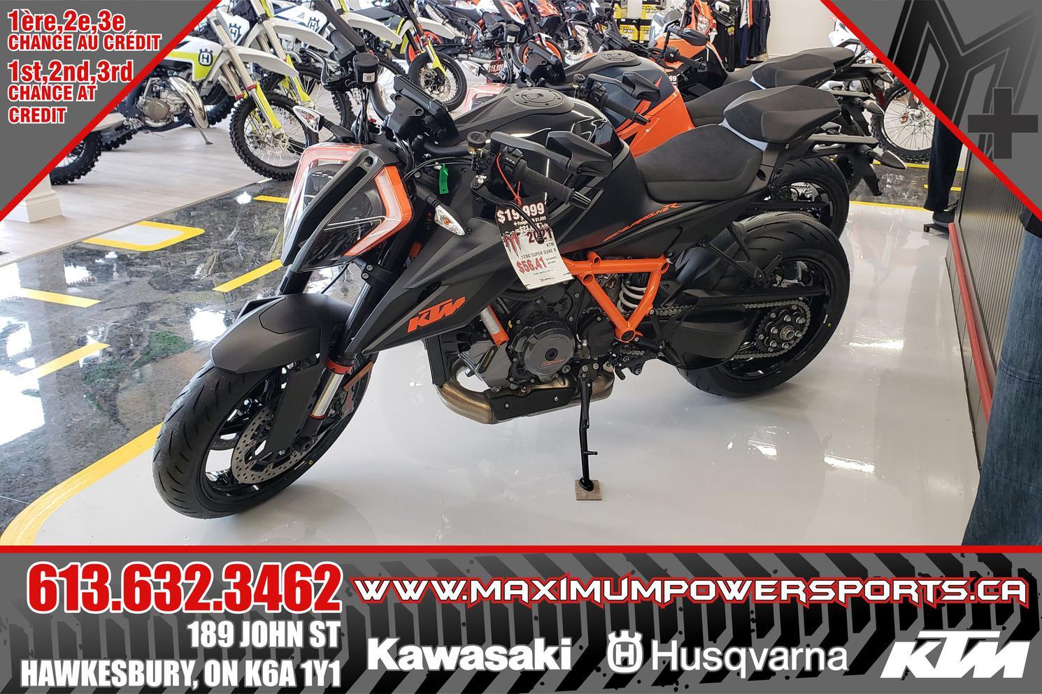 KTM SUPER DUKE R 1290 2021 - SUPER DUKE R 1290