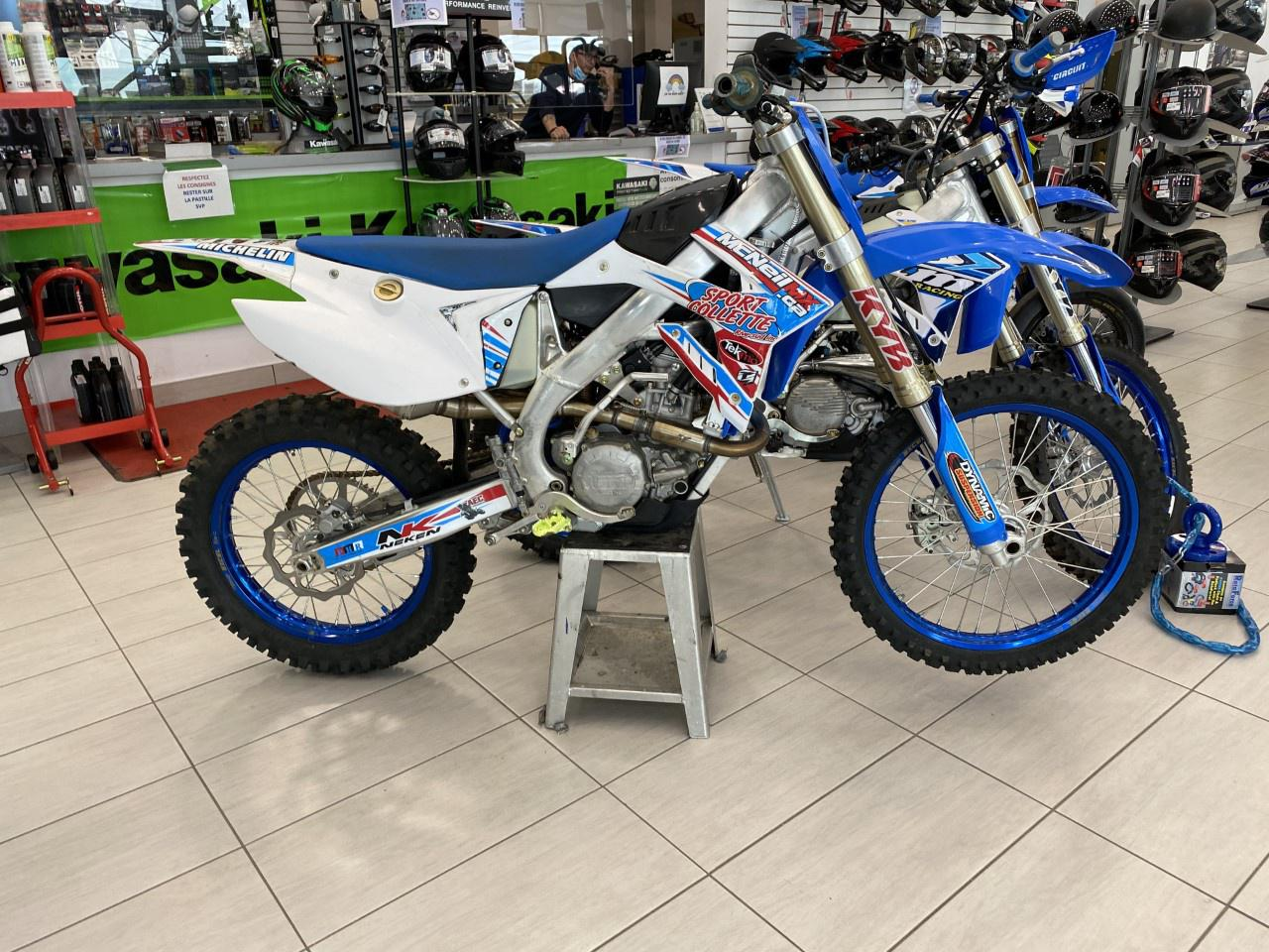 2019 TM TM Racing 250 MX