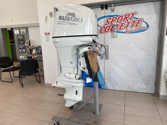 Suzuki DF140ATXW 2021 - Couleur Blanc