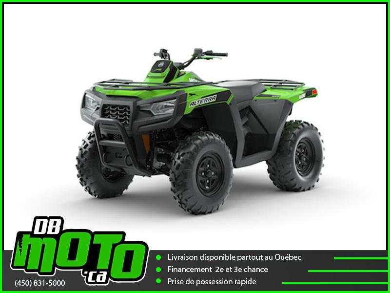 Arctic Cat NOUVEAU ALTERRA 600 EPS 2022