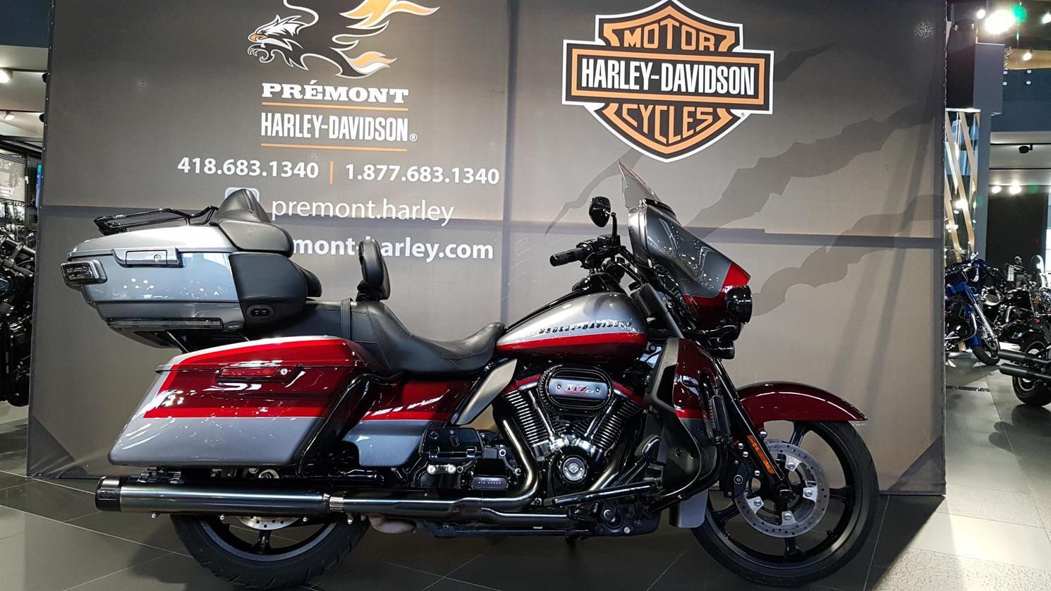 2019 Harley-Davidson CVO ULTRA LIMITED