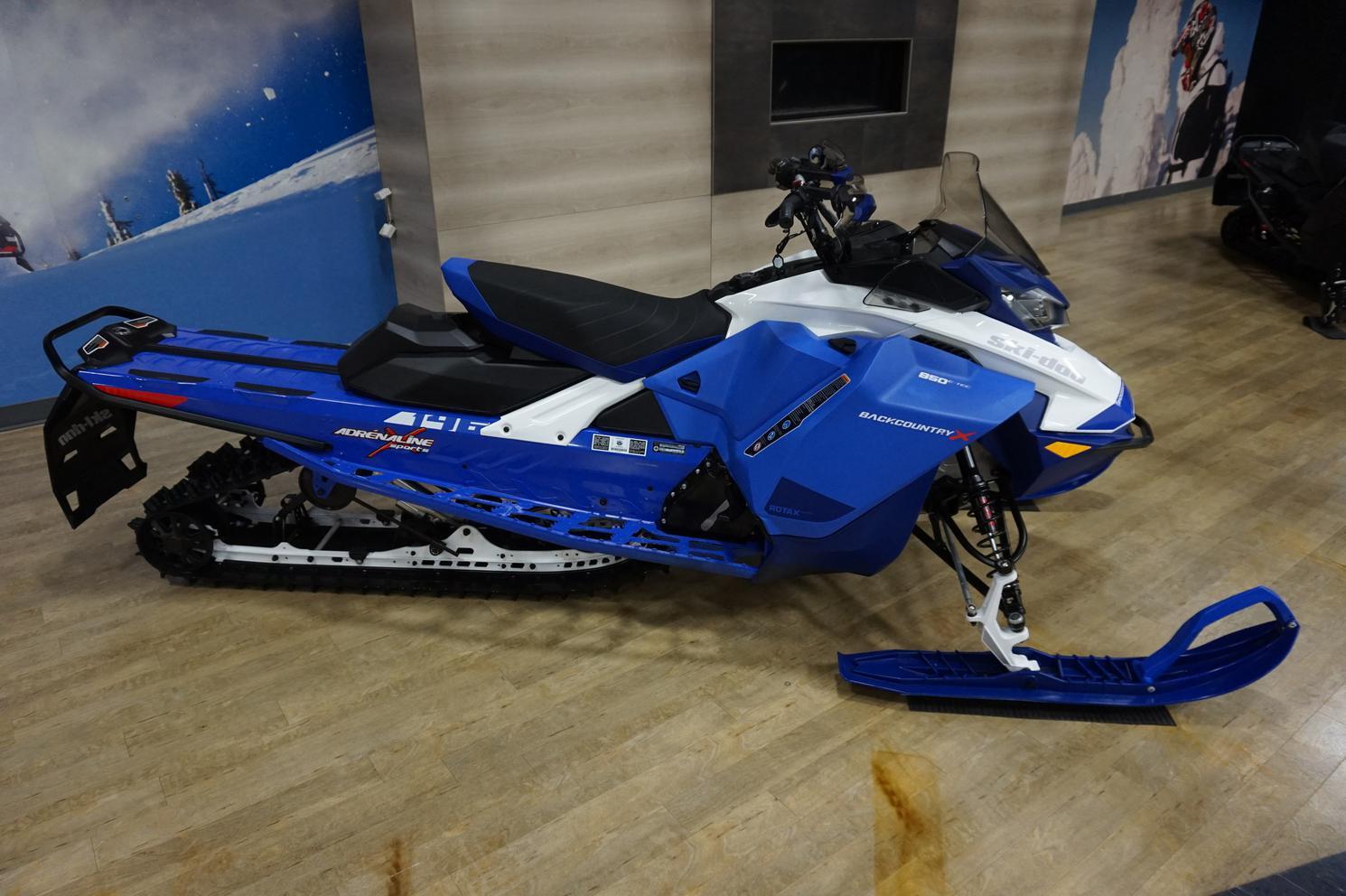 Ski-Doo Backcountry  X  850 2021
