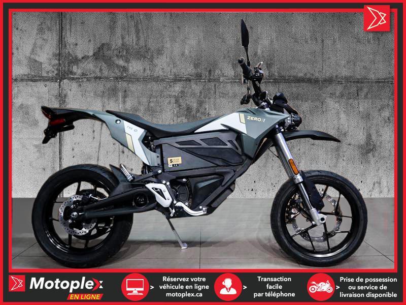 2021 Zero Motorcycles Moto électrique - FXS ZF7.2