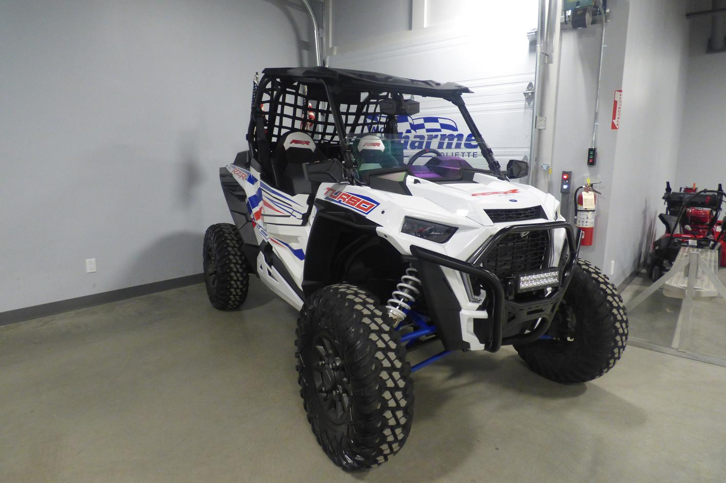 2019 Polaris RZR 1000 XP TURBO LE * 6 377 KM