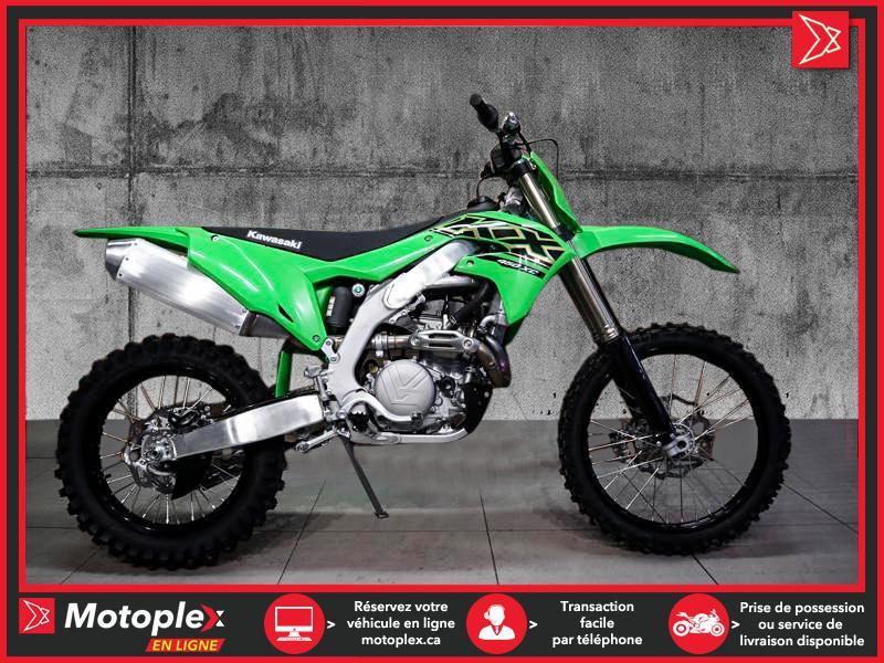 2021 Kawasaki KX450XC KX 450XC - 2021