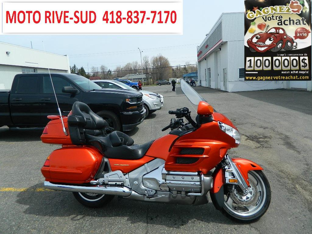 2003 Honda GL 1800 GOLDWING A