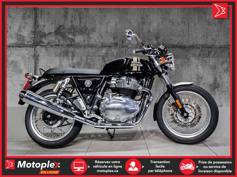 Royal Enfield CONTINENTAL GT 650 BLACK MAGIC 2021