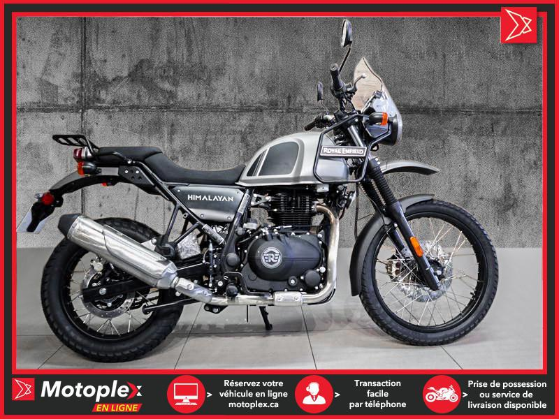 Royal Enfield HIMALAYAN SLEET GREY 2021