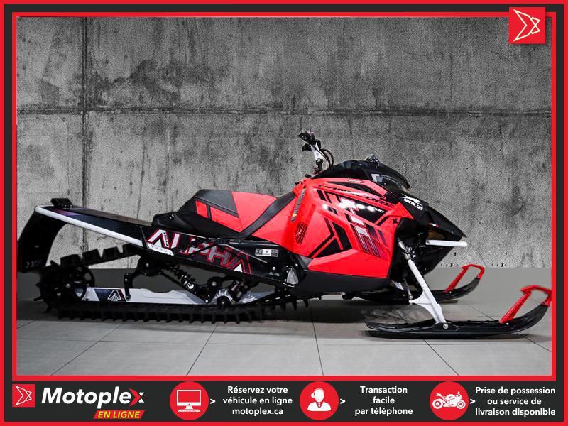 Arctic Cat MOTONEIGE M 8000 HARDCORE ALPHA ONE 154 - 2021 2021