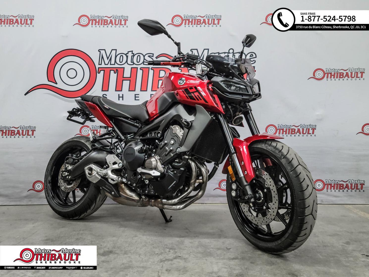 Yamaha FZ-09 - Naked ABS 2017