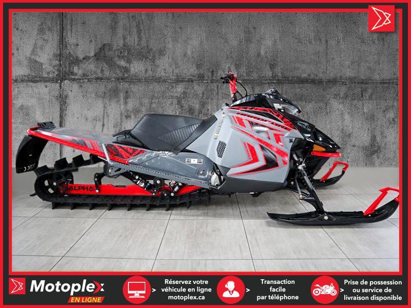 Arctic Cat M 8000 Hardcore Alpha One 154/165 2020