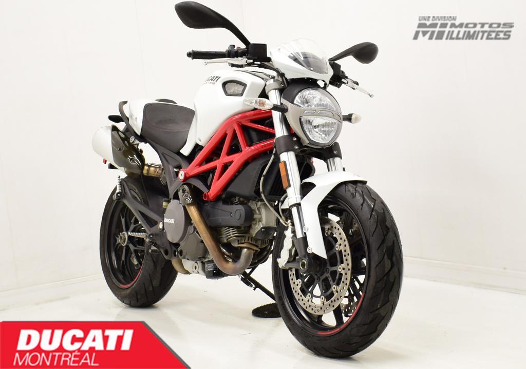 2011 Ducati Monster 796 Frais inclus+Taxes