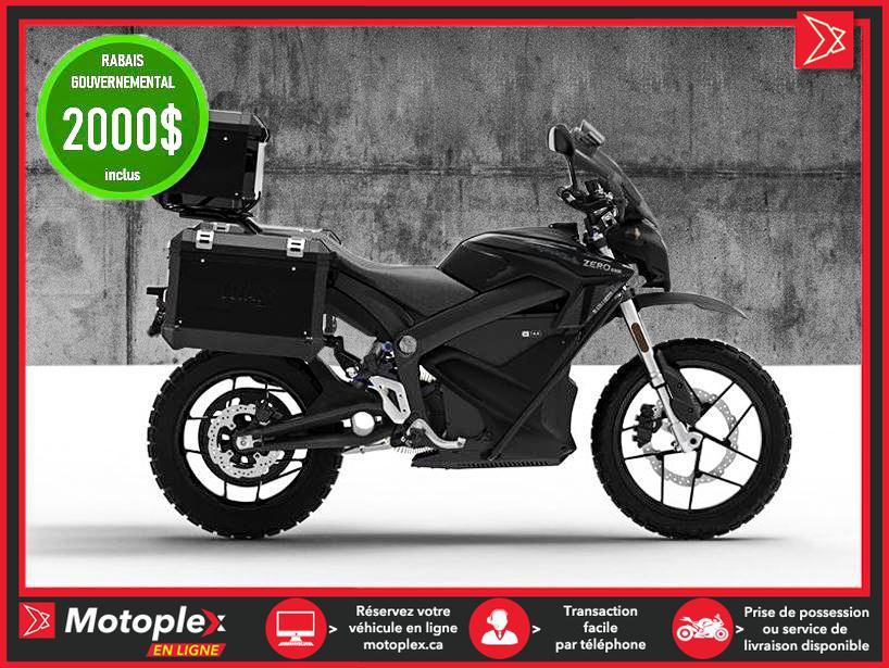 Zero Motorcycles Moto électrique - DSR/BF ZF 14.4 Black Forest Edition 2021