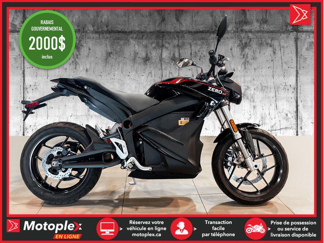 Zero Motorcycles Moto électrique - SR 14.4 2020